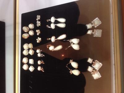 T. Gigantea jewelry: the perfect alternative to Ivory.