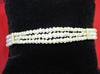 Natural Arabian/Persian Gulf Basra Pearl & Diamond Bracelet