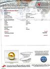 Certificate Natural Basra Loose Pearl from Arabian/Persian Gulf 2 carats