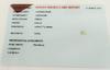 Certificate - Natural Basra Pearl Bracelet on 18k Gold