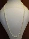 Natural Basra Pearl Necklace 1-5mm 30 carats