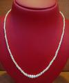 Natural Basra Pearl Necklace 32 carats 19 Inches
