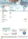 Certificate Natural Basra Pearl