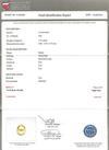 Certificate - Natural Basra Pearl Pendant with Diamonds 1+ carats
