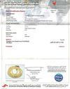 Certificate Natural Basra Persian Gulf Pearl Necklace Strand 48+ carats