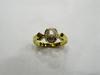 Natural Pearl Basra Ring 2 carats