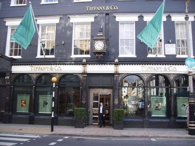 Tiffany and Co London