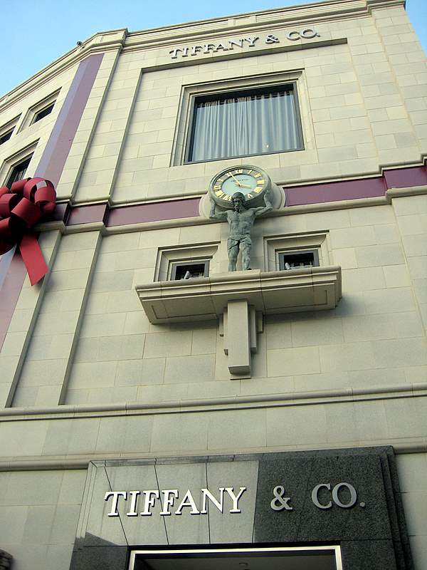 Tiffany & Co Los Angeles