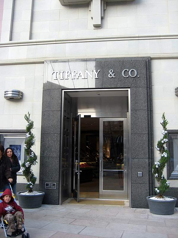 Tiffany & Co Rodeo Drive