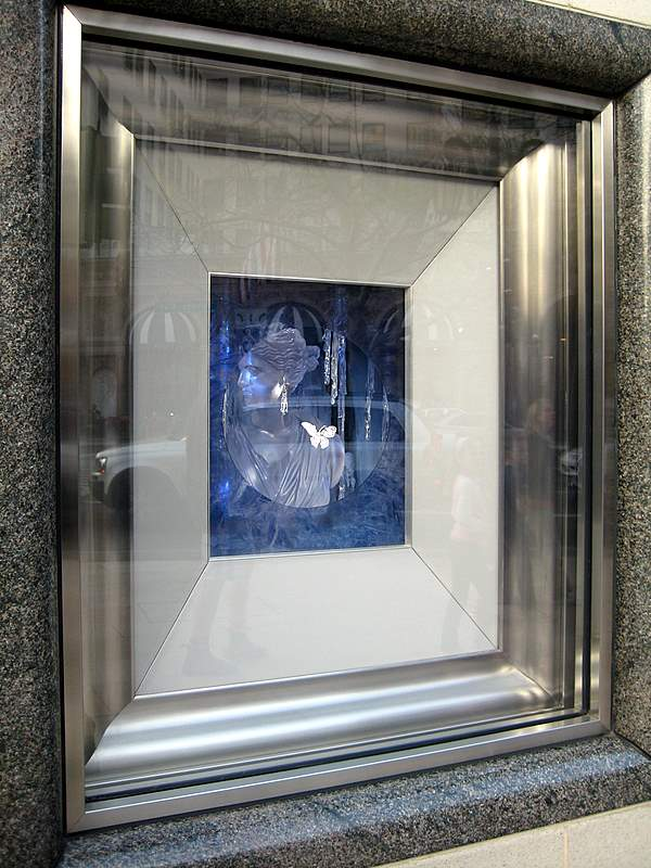 Tiffany & Co Window Display