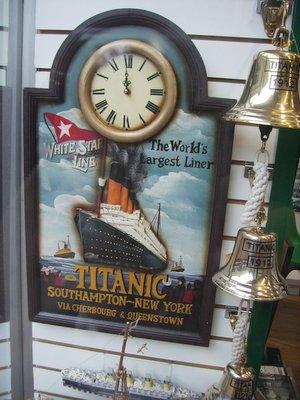 Titanic Built in Belfast