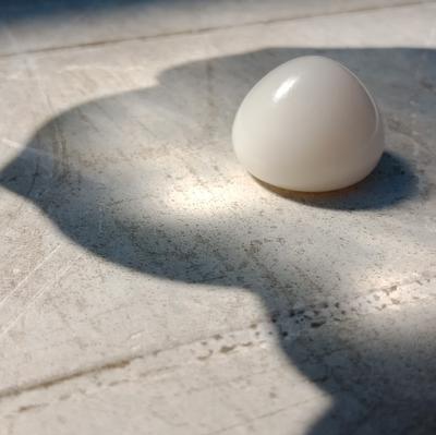 Unique Clam Pearl of 59+ ct Impressive and Rare