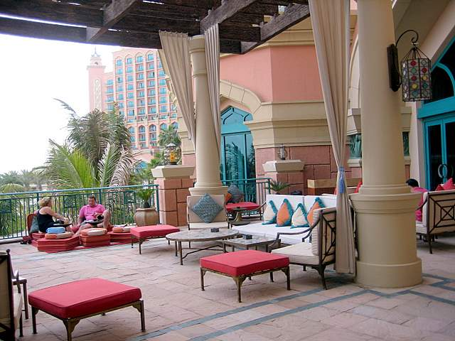 Veranda Atlantis the Palm Hotel Dubai