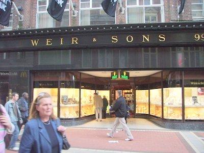 Weir & Sons Dublin