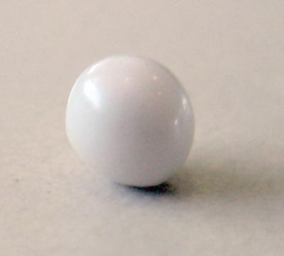 4.5mm white natural pearl