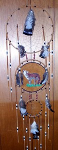 Wolf Dreamcatchers