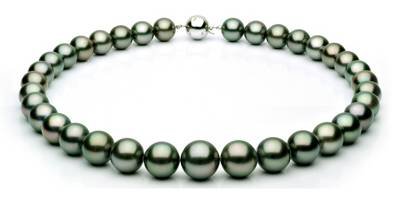 11-14mm Round Tahitian Pearls