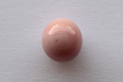 13.4 carat pink conch pearl