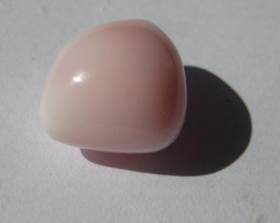 12.07 carat Light Pink Conch Pearl