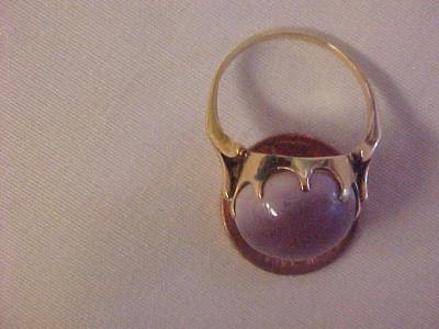 15mm Quahog Pearl Ring