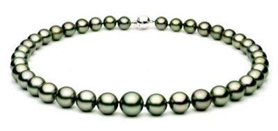 9-12mm Round Tahitian Pearls
