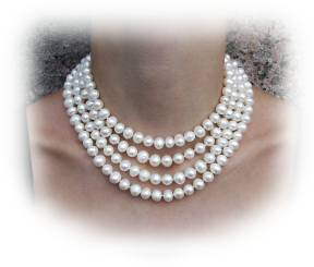 rope pearl necklace