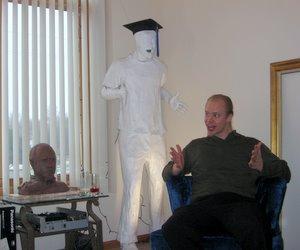 Andrew Anderson Sculptures