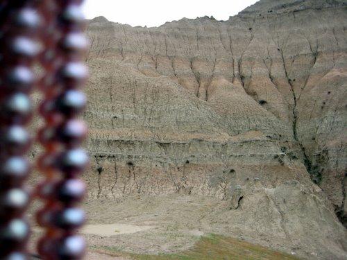 Bad lands South Dakota