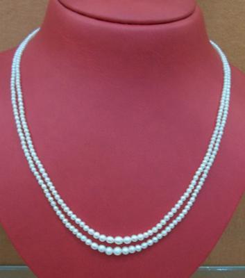 Basra Salt Water Natural Pearls at 44.73 carats