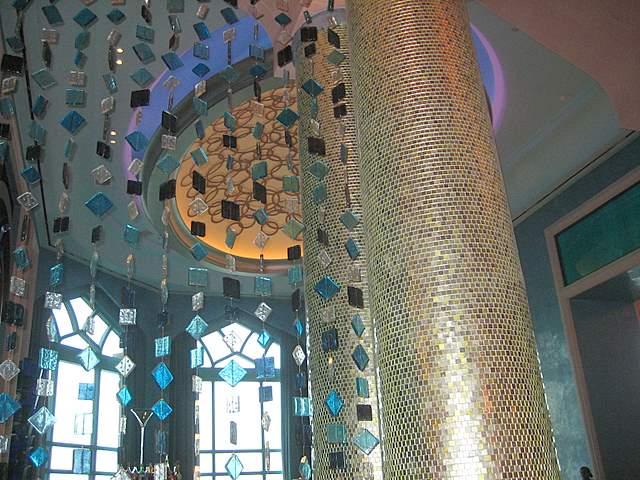Decoration Atlantis the Palm Hotel Dubai