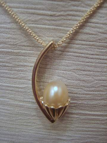 Designer Pearl Necklace