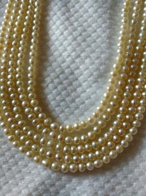 Genuine Natural Basra Pearls 226.90ct Drilled