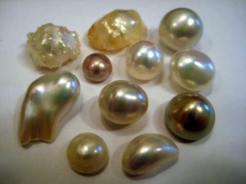 High Luster Natural Freshwater Pearls