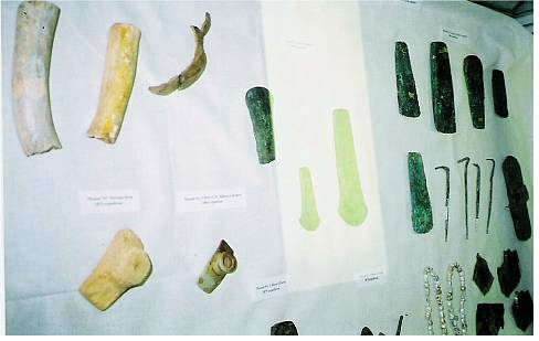 Indian Artifacts Toolsboro Mounds