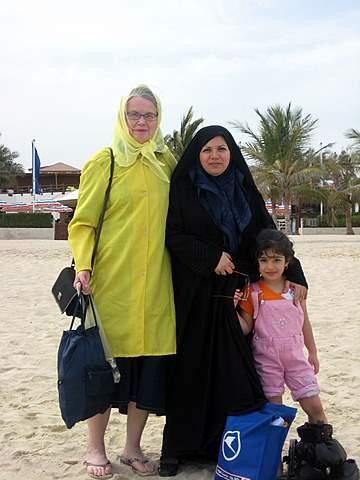 Kari and Kish Island Family