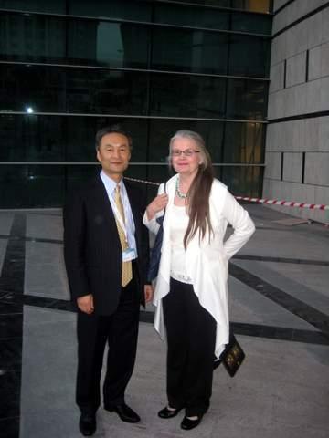 kari-and-president-of-Mikimoto