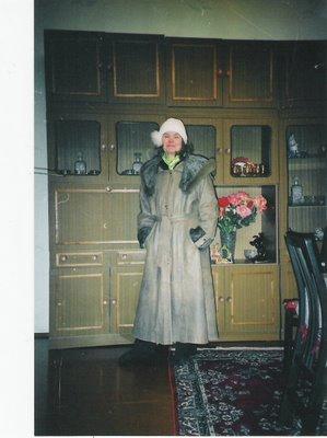 Kari in Baku Apartment