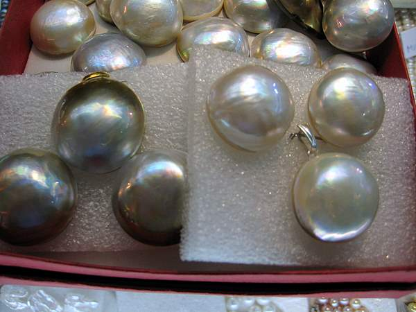 Mabe Pearl Sets