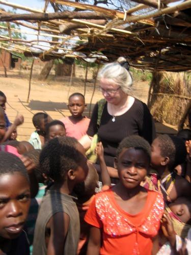 malawi children and kari