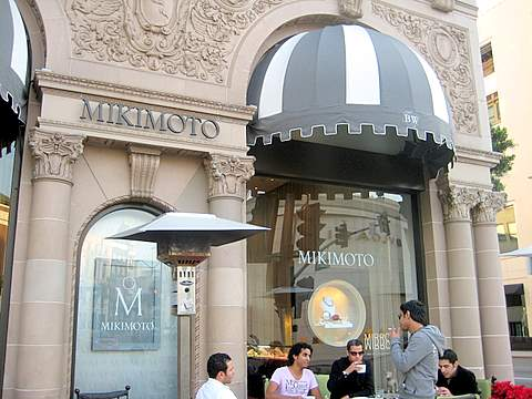Mikimoto in Los Angeles