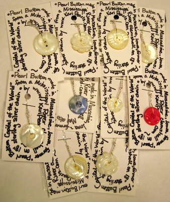 Mother Pearl Wholesale Necklaces