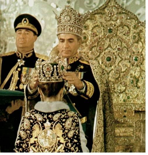 Naderi Throne Iran