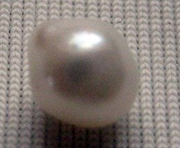 Natural pearl 0.93 carats