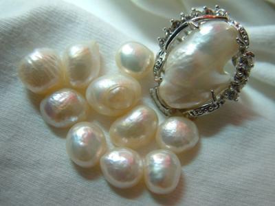 Natural Pearl from Burma  (more photos below)