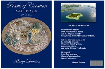 Pearls of Creation book covers
