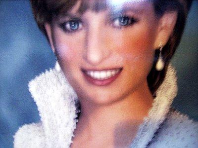Princess Diana Dress of Pearls