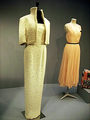 Princess Diana Pearl Dress