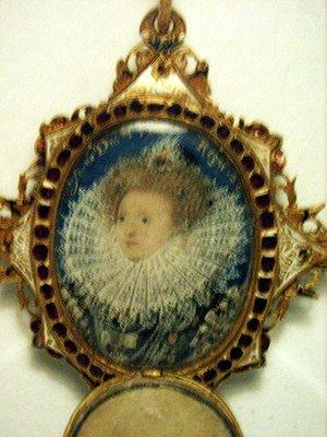 Sir Francis Drake Jewel With Large Natural Pearl