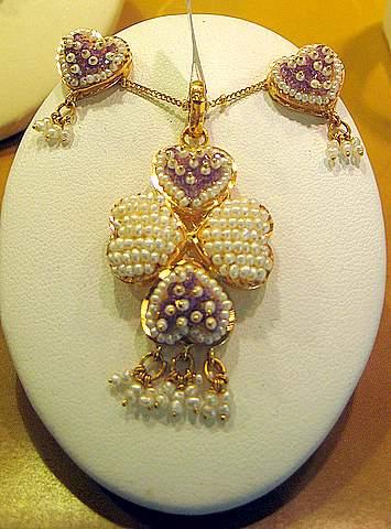 Seed Pearl Jewelry