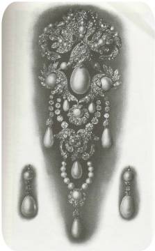 Sevigne of the French Crown Jewels